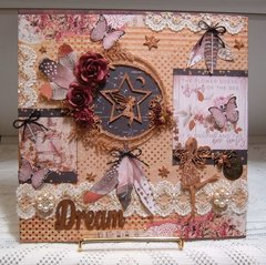 """ Dream "" New Beautiful Board by Reneabouquets"
