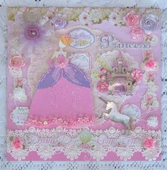 Disney Princess / Julie Nutting Doll Aurora