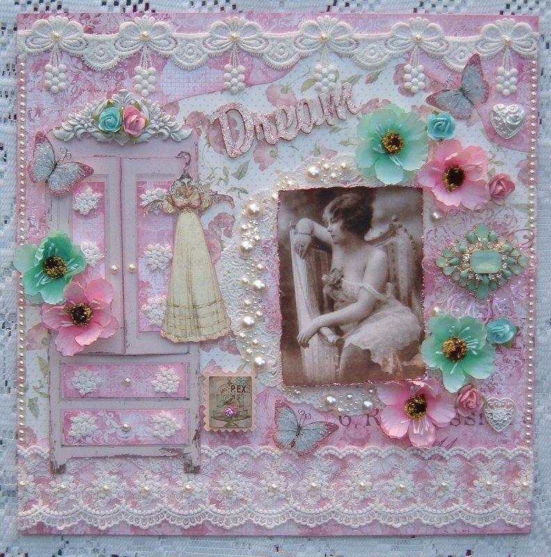 """ Dream ~ Reneabouquets"