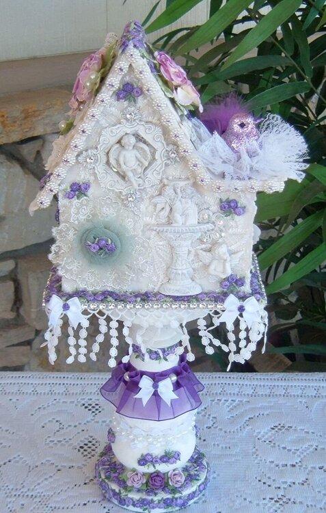 """ Altered Bird House """