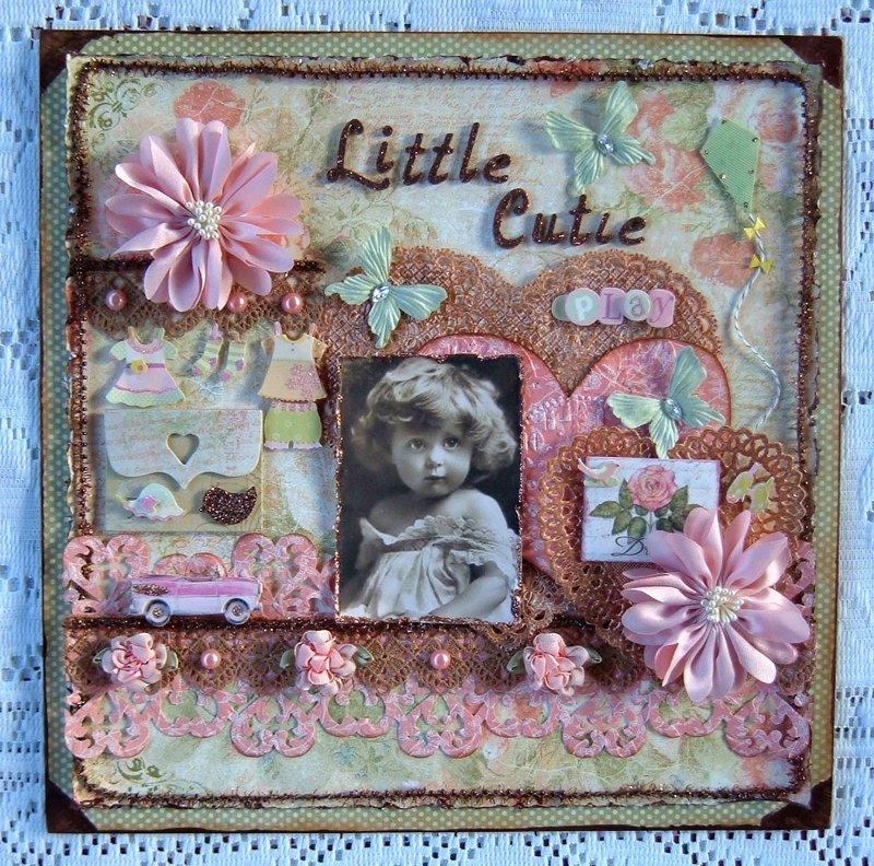 """"""" Little Cutie """""""