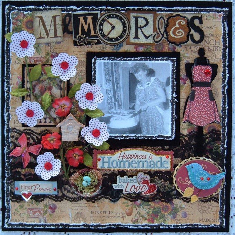 """"""" Memories """""""