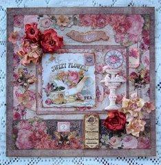 """"""" Sweet Flowers """""""