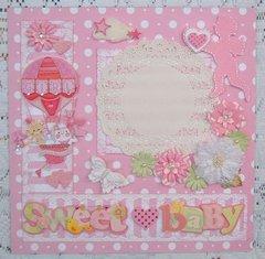 """"""" Sweet Baby Girl """""""