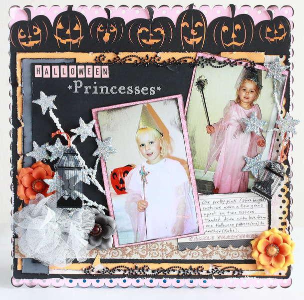 Halloween Princesses