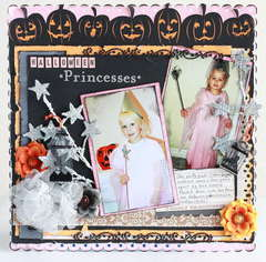 Halloween Princesses