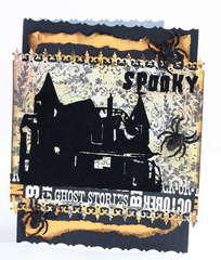 Spooky ghost stories