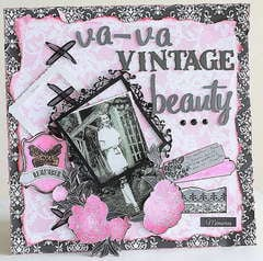 Va-Va Vintage Beauty