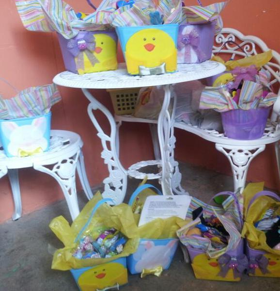 More Easter Baskets..