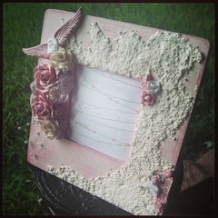 Altered Photo Frame