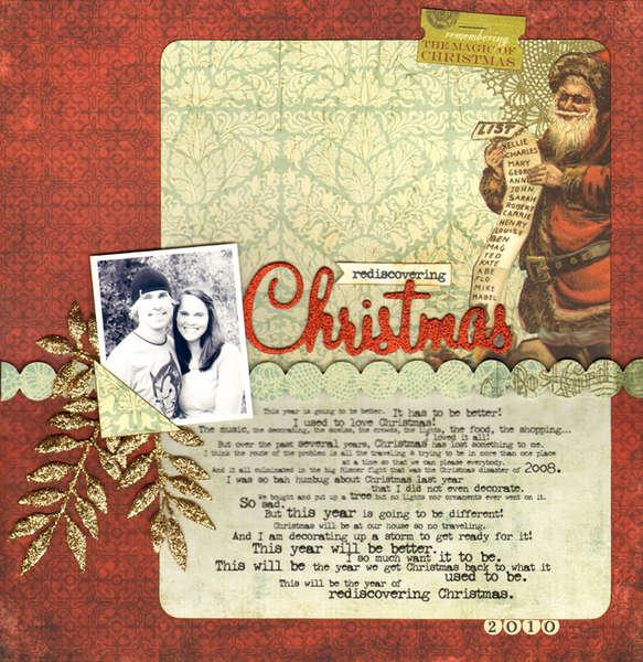rediscovering Christmas *Noel Mignon*