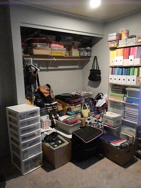 scrapbook room project