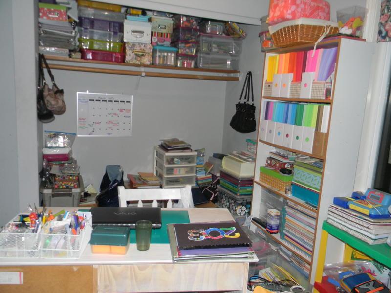Scrapbook Room Pic #3