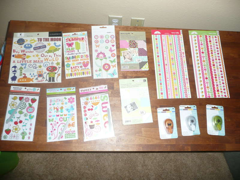 scrapbook.com order part 2