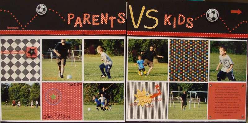 Parents vs Kids