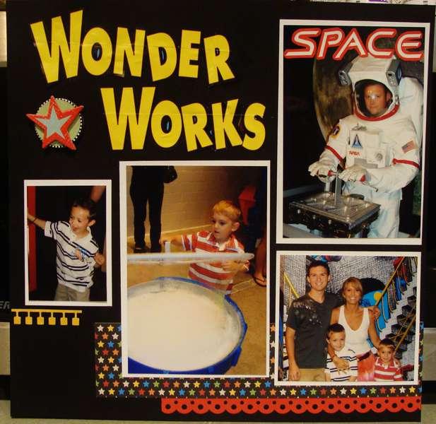 Wonder Works pg. 1