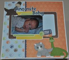 Dino-mite Baby