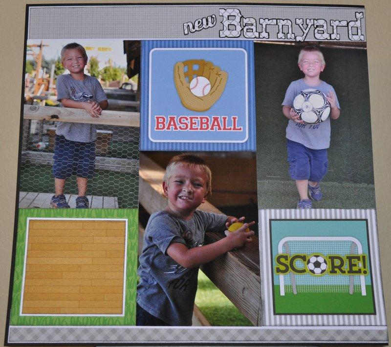 Barnyard Sports