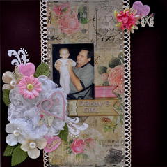 Daddy's Girl *Scrap That Feb Kit*