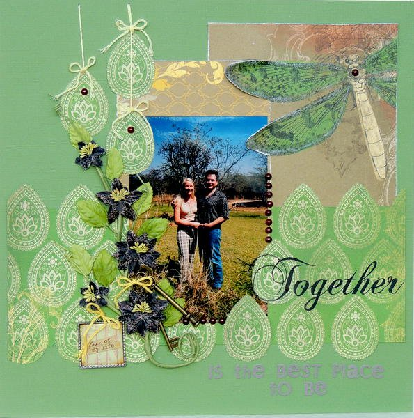 Together *Scrap That* Oct kit