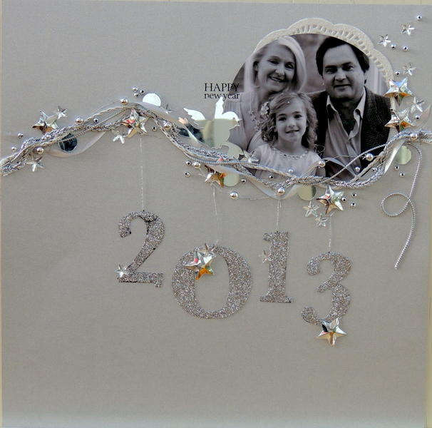 Happy 2013 *Scrap That dec Kit*