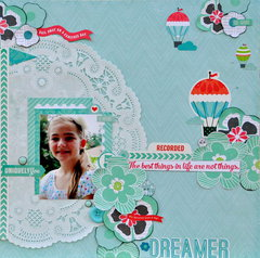 Dreamer *MCS Main Kit Aug 2014*