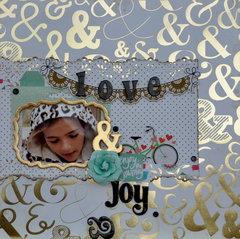 Love & Joy *MCS Main Kit Sept 2014*