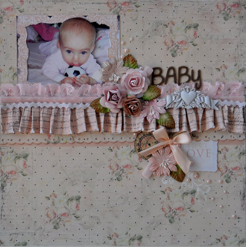 Baby Love *Scrap That Nov Kit* (2012)