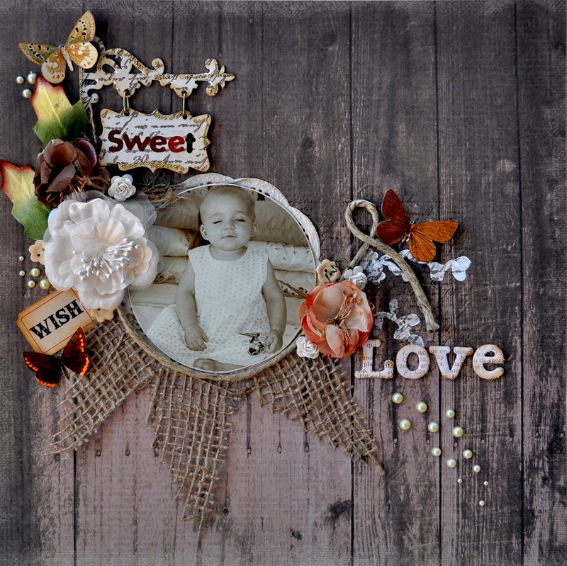 Sweet Love *Scrap That April Kit 2013*