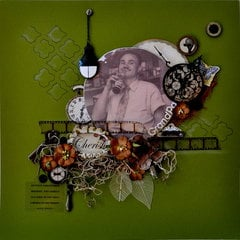 Cherish Time *Scrap That March Kit 2013*