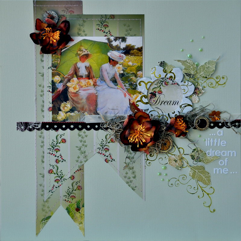 Dream *Scrap That March Kit 2013*