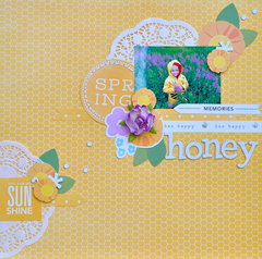 Honey *MCS Main Kit April '14*