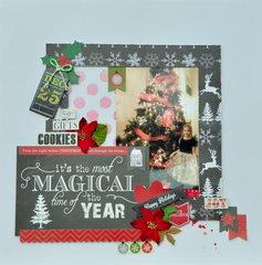 Magical Time *MCS Main Kit Dec 2013*