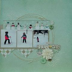 Snowday *MCS Main Kit Jan '14*