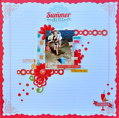 Summer Bliss *MCS Main Kit June '14*