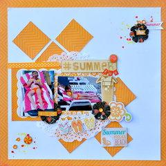 Summer Fun *MCS Main Kit June'14*