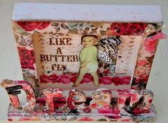 Fly like a Butterfly *MCS LE Kit July '14*