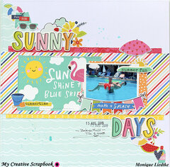 Sunny Days - Simple Stories