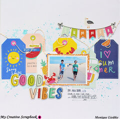Good Vibes - Simple Stories