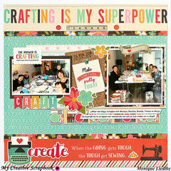 Crafting is my Superpower!