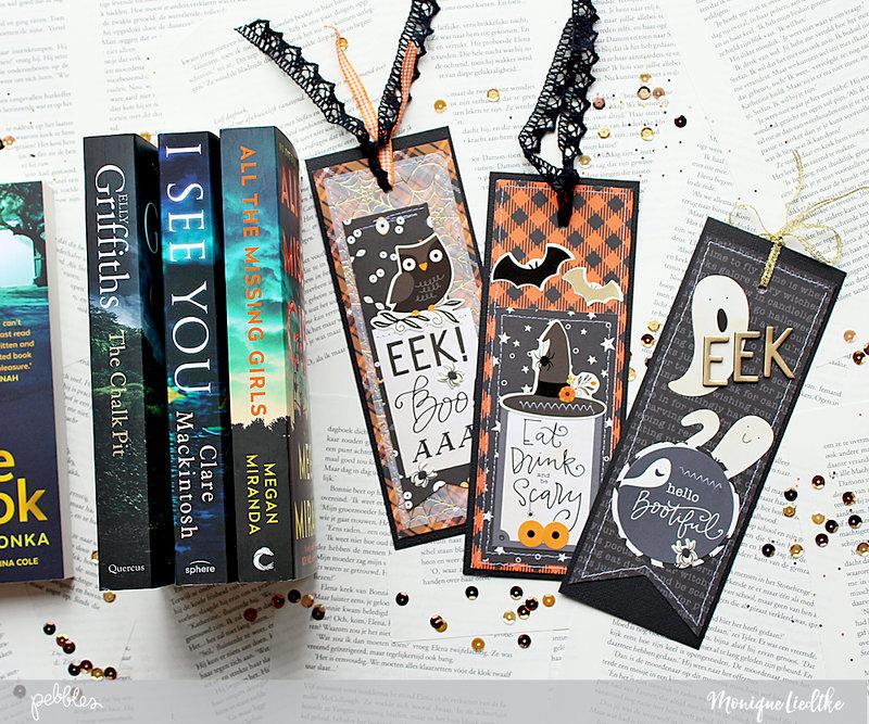 Bookmarks - Pebbles