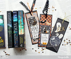 Bookmarks - Pebbles