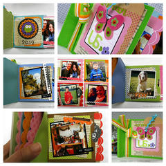 Doodlebug Mini Album