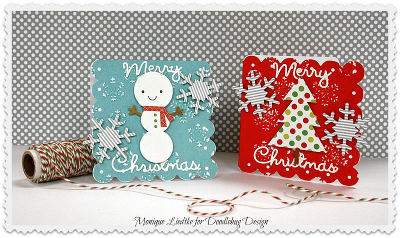 Christmas Cards - Doodlebug