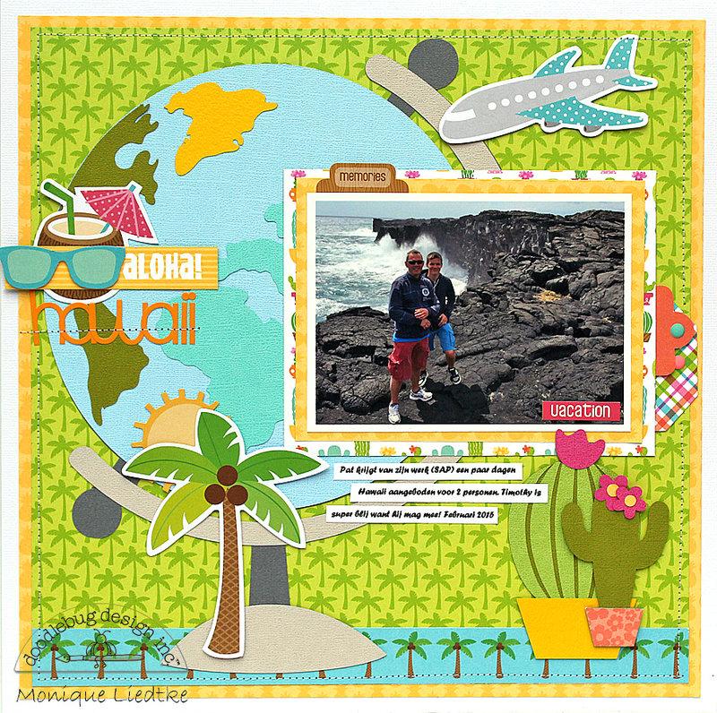 Aloha Hawaii - Doodlebug