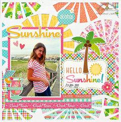 Hello Sunshine - Doodlebug
