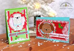 Doodlebug Christmas Cards