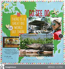 Go.See.Do - Imaginisce (Happy Traveler collection)