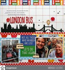 #London Bus - Imaginisce