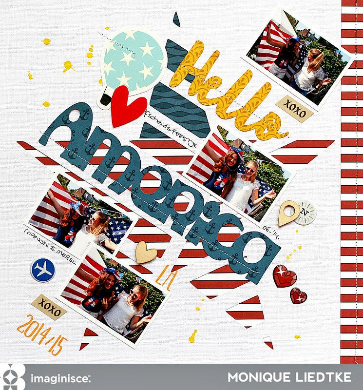 Hello America - Imaginisce